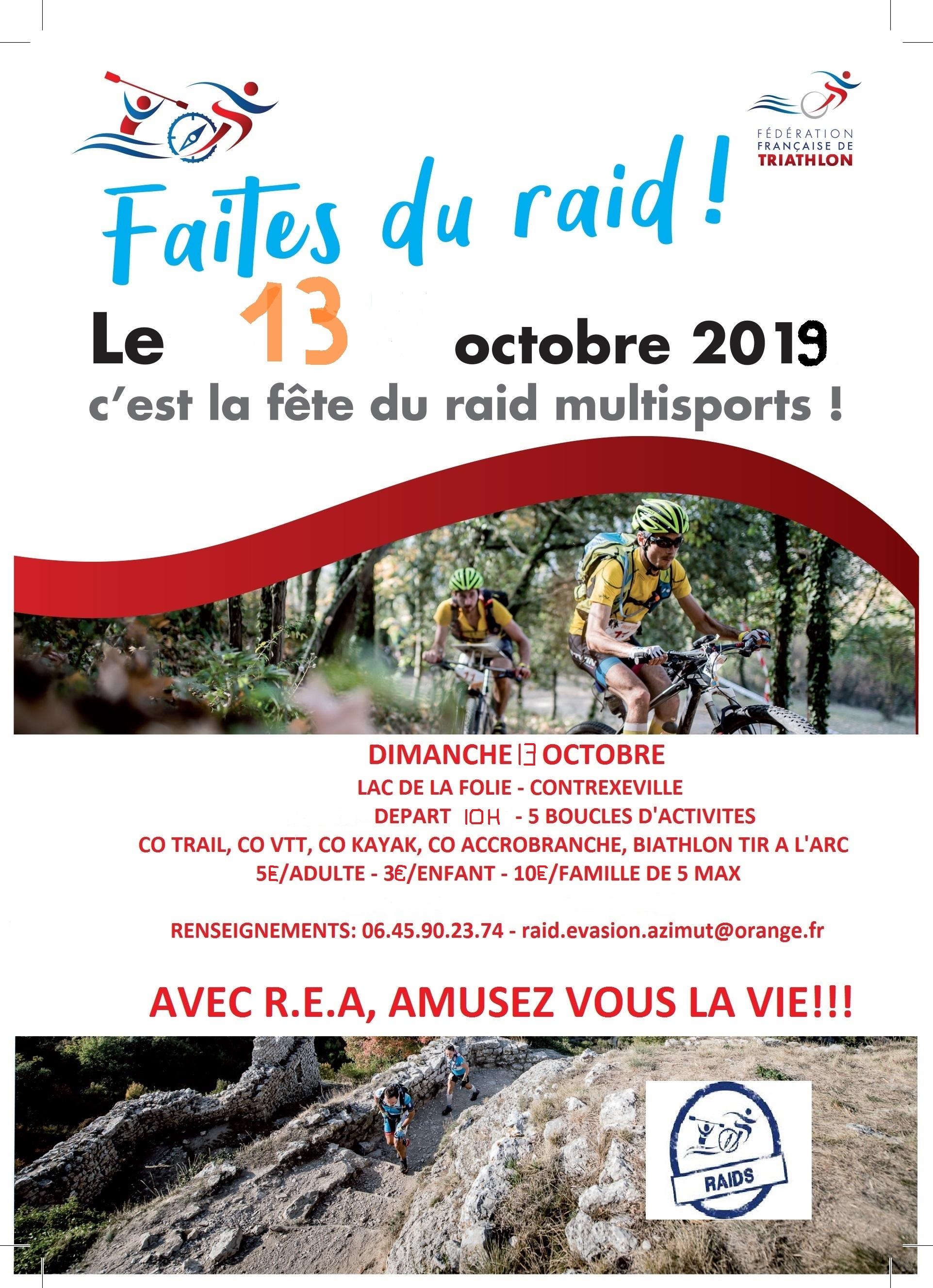 Calendrier Raid Multisport 2019.Faites Du Raid Dans Le Grand Est Le 5 Et 13 Octobre Ligue