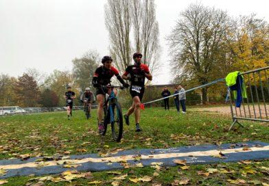 Championnats Grand Est de Bike&Run