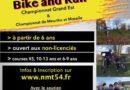 ⚠️ J-7 Avant le Championnat Grand Est et le Championnat de Meurthe et Moselle Bike and run à Messein ⚠️