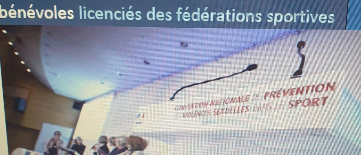 guide et courriers relatifs au dispositif mis en œuvre par le ministère des sports concernant la lutte contre les violences sexuelles