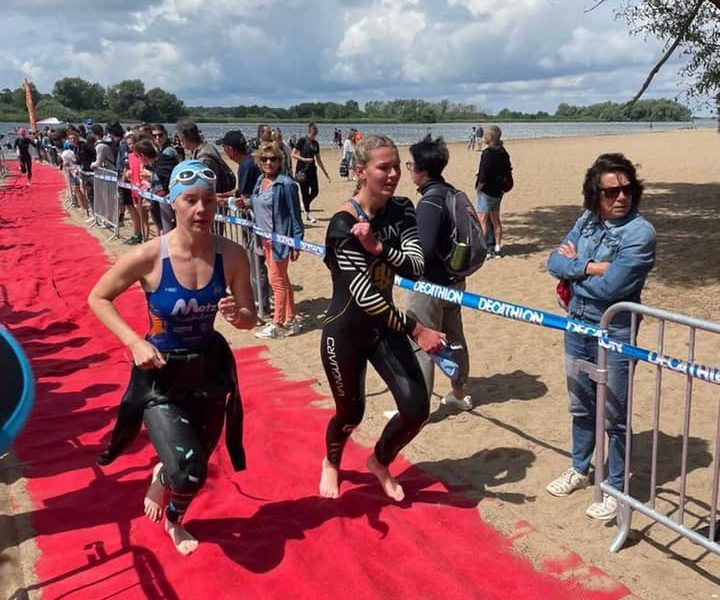 Championnats Grand Est et Qualifications Jeunes Triathlon